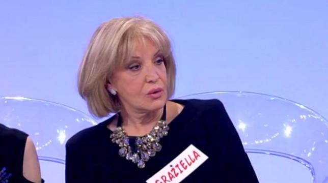 """Uomini e Donne, Graziella attacca la redazione: """"A loro interessa solo l'audience"""""""