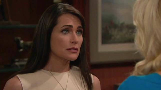 Anticipazioni Beautiful 11 gennaio 2018: Quinn si intromette nel matrimonio di Brooke