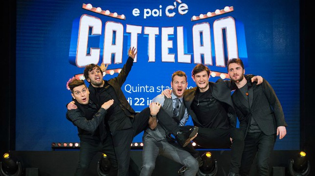 E poi c'è Cattelan: da stasera, lunedì 22 gennaio 2018