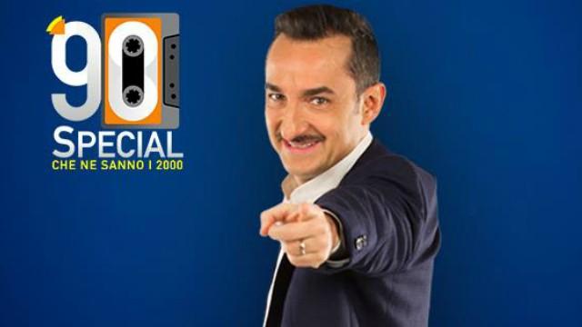 90 Special: Alessia Marcuzi, Raf e Alexia ospiti della terza puntata