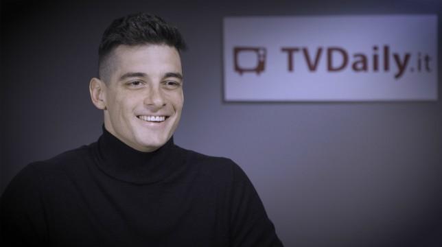 I ciak di TvDaily: questa settimana abbiamo giocato con Emanuele Mauti