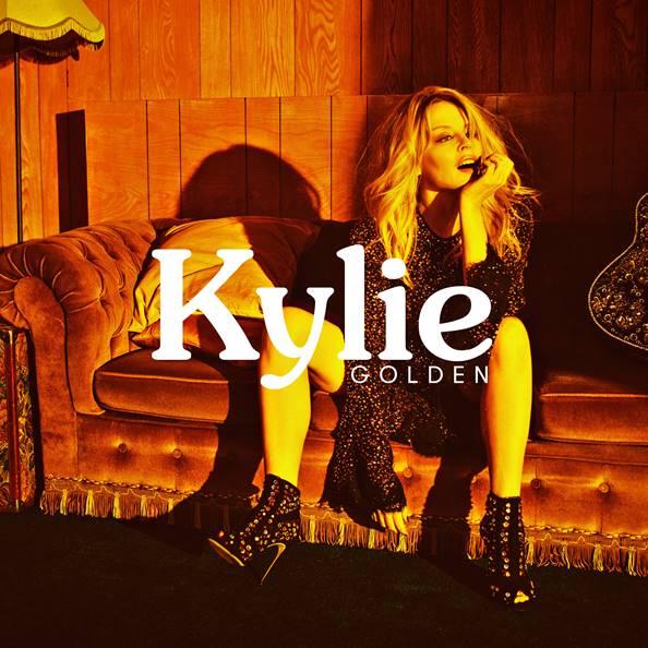 Kylie Minogue, Il nuovo album Golden in uscita il 06 aprile