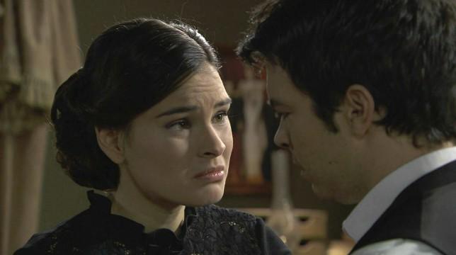 Anticipazioni Una Vita 26 gennaio 2018: Leonor e Pablo si dicono addio