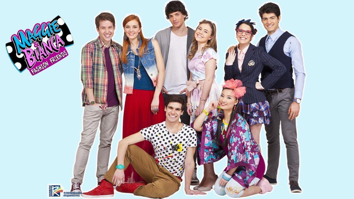 Maggie & Bianca Fashion Friends, realizza il tuo abito e loro lo indosseranno