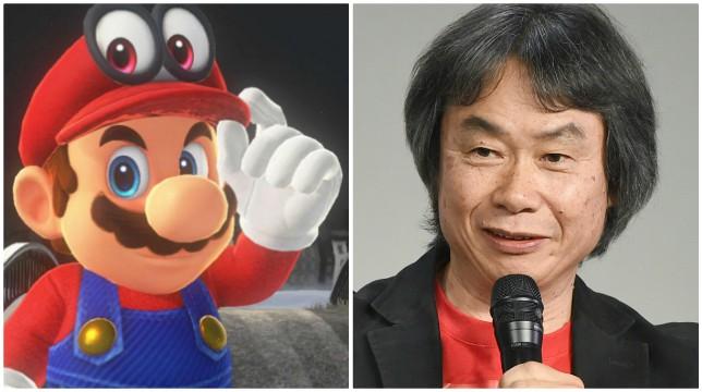 Super Mario Bros diventa un cartone animato, spiegato da Shigeru Miyamoto