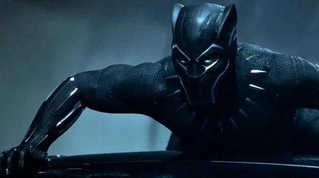 Black Panther è il quinto incasso di sempre negli USA al primo weekend in sala