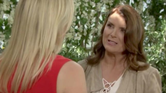 Anticipazioni Beautiful 20 febbraio 2018: Sheila sa come convincere Eric a tornare con lei