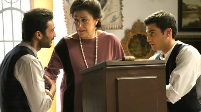 Anticipazioni Il Segreto 20 febbraio 2018: Francisca salva grazie a Saul e Prudencio