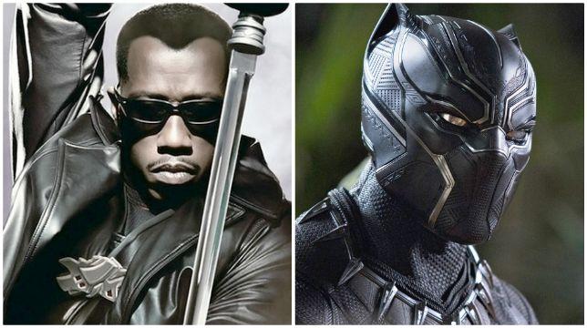 Black Panther poteva essere Wesley Snipes prima di Blade