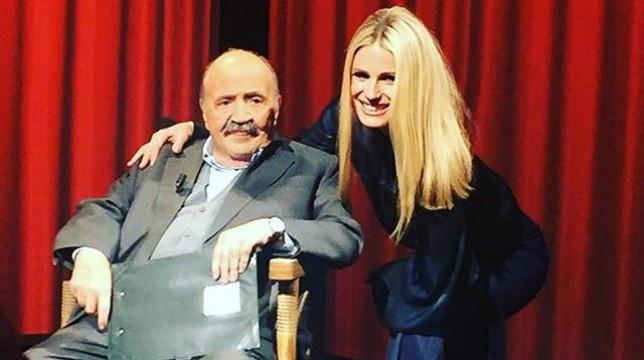 L'Intervista 22 febbraio 2018 ospite Michelle Hunziker