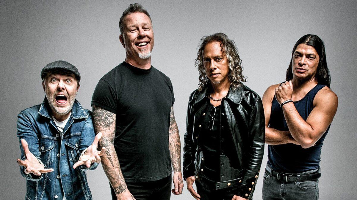 Metallica: la band stabilisce un nuovo record di biglietti venduti nelle arene italiane