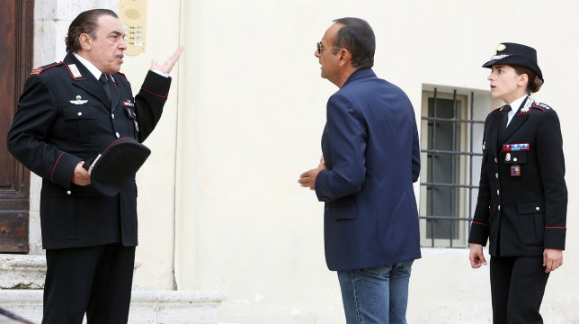 Don Matteo 11 Carlo Conti nella settima puntata