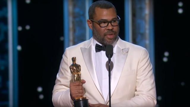 Jordan Peele e il suo storico record con l'Oscar per la miglior sceneggiatura