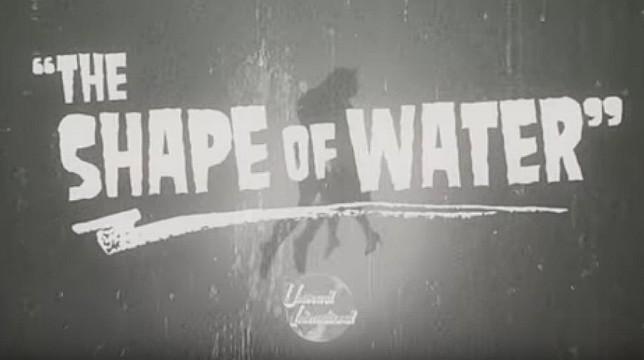Un trailer da B-Movie anni '50 per La forma dell'acqua