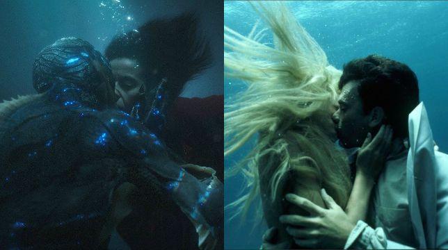 La forma dell'acqua è un remake di Splash – Una sirena a Manhattan?