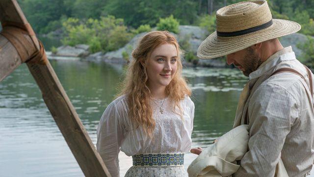 Saoirse Ronan nel trailer del film The Seagull, tratto da Il gabbiano di Chekov
