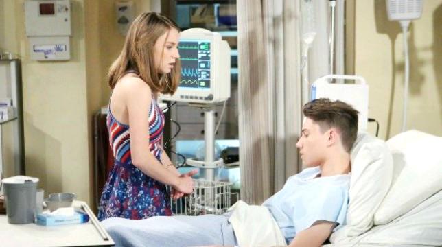Anticipazioni Beautiful 8 marzo 2018: R.J. in ospedale