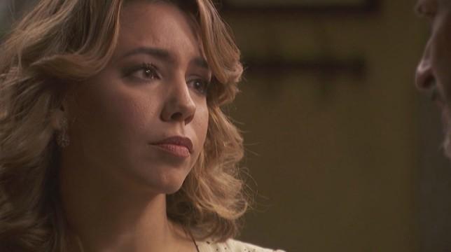 Anticipazioni Il Segreto 13 marzo 2018: Emilia confessa a Camila la verità su Beatriz