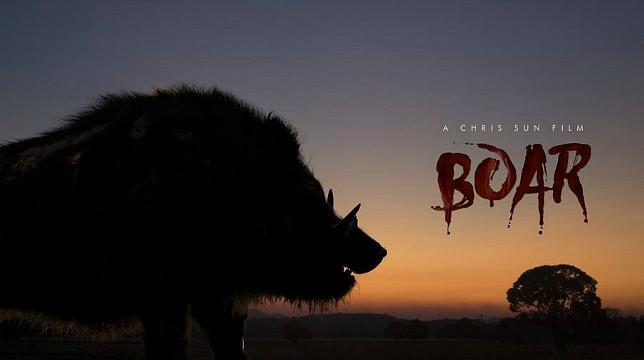 Boar: ecco il trailer dell'horror con un cinghiale gigante divoratore di uomini