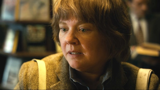 Melissa McCarthy bravissima e irriconoscibile nel trailer di Can You Ever Forgive Me?