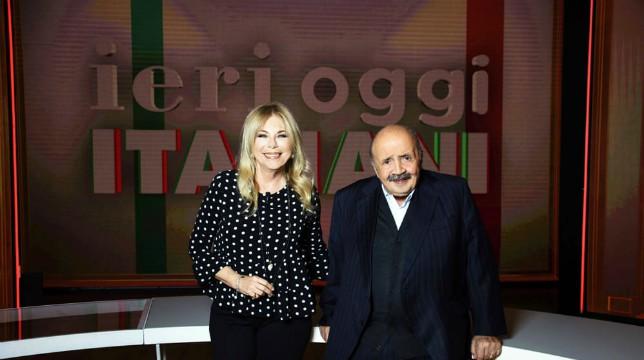 Ieri Oggi italiani stasera 19 marzo 2018: la prima puntata su Rete 4