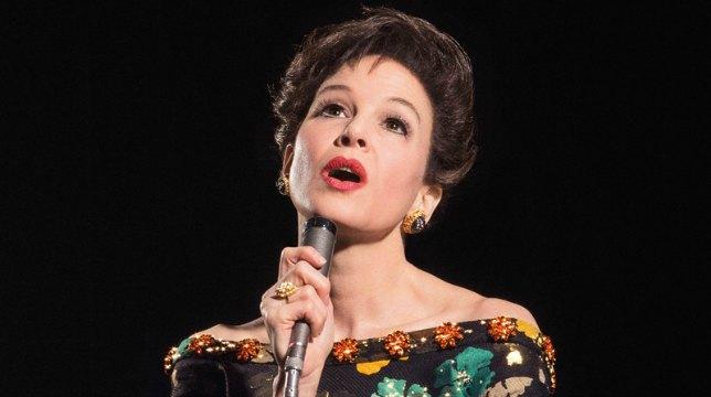 La prima foto di Renée Zellweger nei panni Judy Garland in Judy