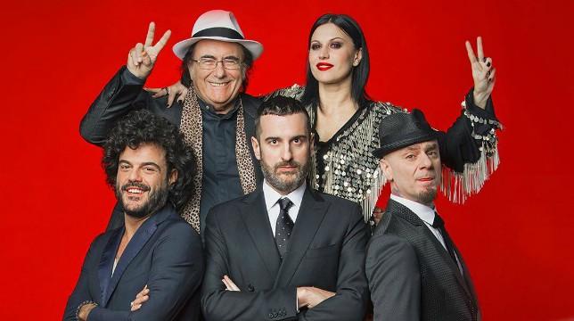 The Voice of Italy 2018: la nuova edizione da stasera, giovedì 22 marzo 2018