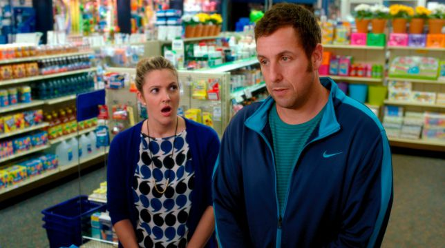 Adam Sandler è più bravo di Jake Gyllenhall, secondo Drew Barrymore