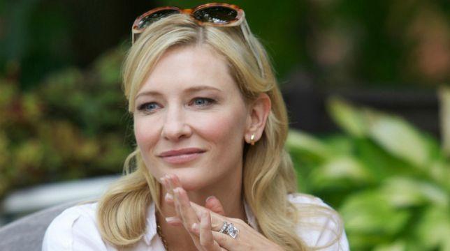 """Caso Woody Allen, secondo Cate Blanchett """"I social media non sono un tribunale"""""""