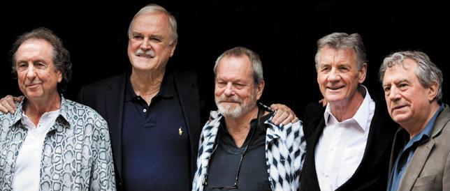 Su Netflix arrivano documentari, serie e film dei Monty Python