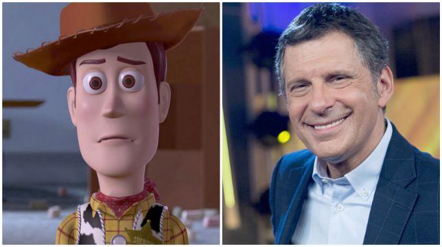 Morte di Fabrizio Frizzi, adesso Woody di Toy Story non ha più una voce