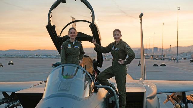 Sono iniziate le riprese di Captain Marvel con Brie Larson