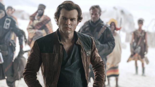 Solo: A Star Wars Story: un misterioso attore critica Phil Lord, Chris Miller e Alden Ehrenreich