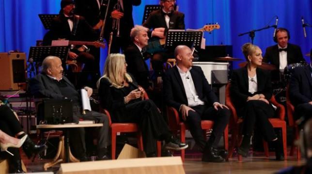 Maurizio Costanzo Show: tra gli ospiti di stasera Stefania Sandrelli e Anna Tatangelo