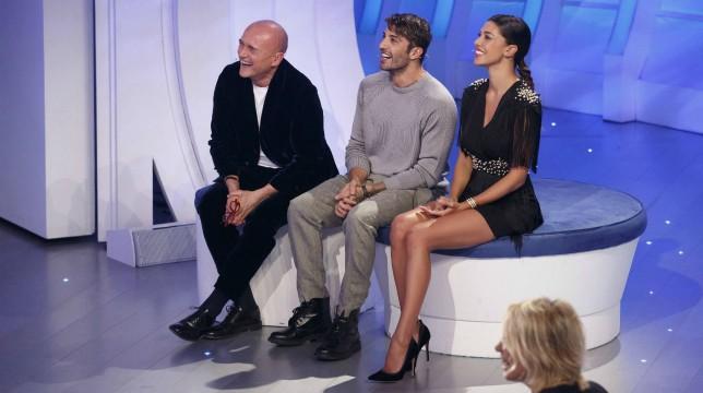 C'è Posta Per te, ottava puntata: stasera ospiti Belen, Iannone e Signorini