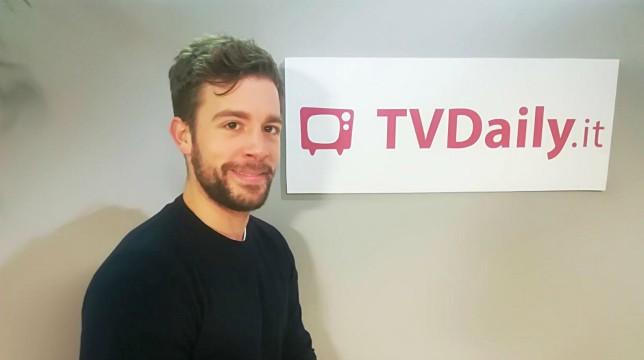 I Ciak di TvDaily, questa settimana abbiamo giocato con Edoardo Purgatori