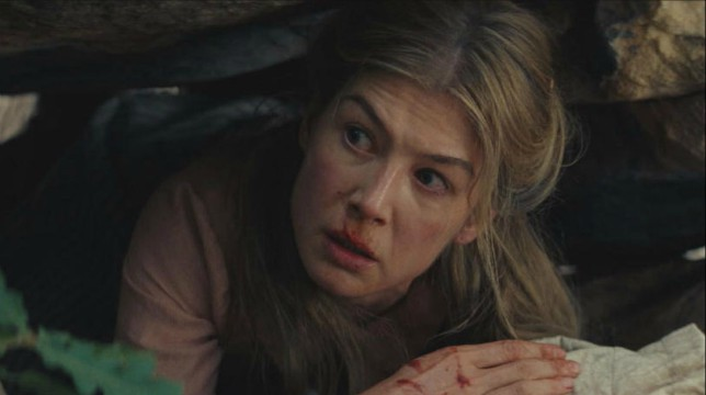 Hostiles Rosamund Pike