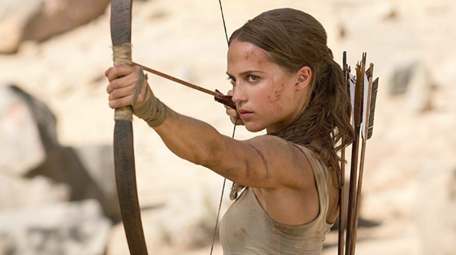 Alicia Vikander: ecco come sono diventata Lara Croft in Tomb Raider
