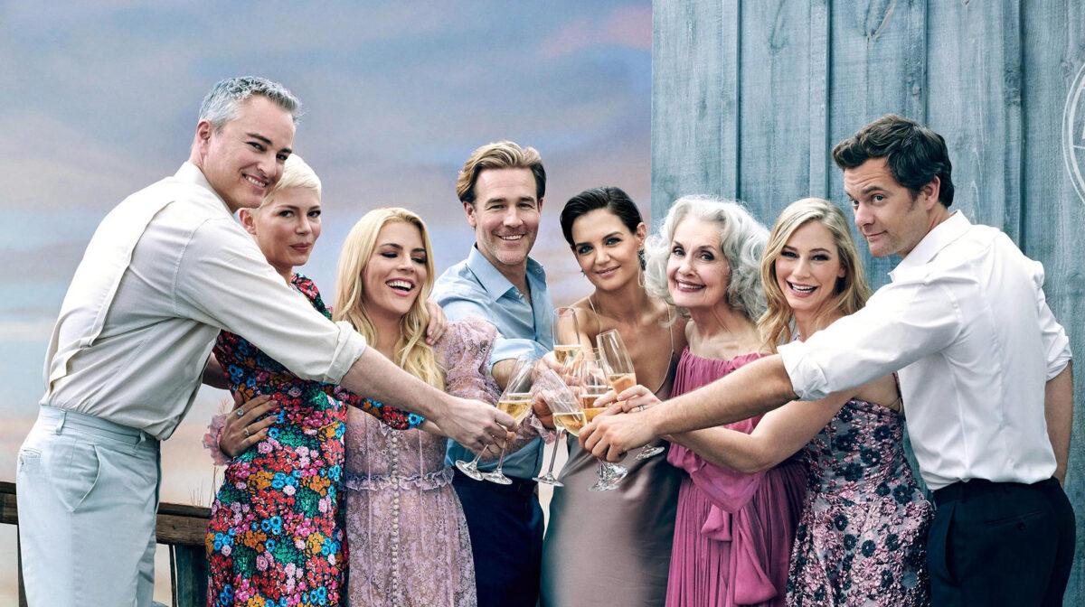 Dawson's Creek: tutti gli attori riuniti a vent'anni dal debutto della serie