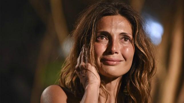 Isola dei Famosi 2018: il pianto disperato di Alessia Mancini