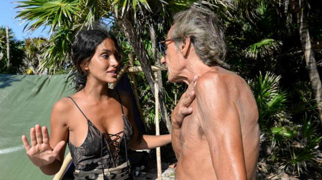 Isola dei Famosi 2018: Rosa Perrotta affronta Bianca Atzei e Nino Formicola