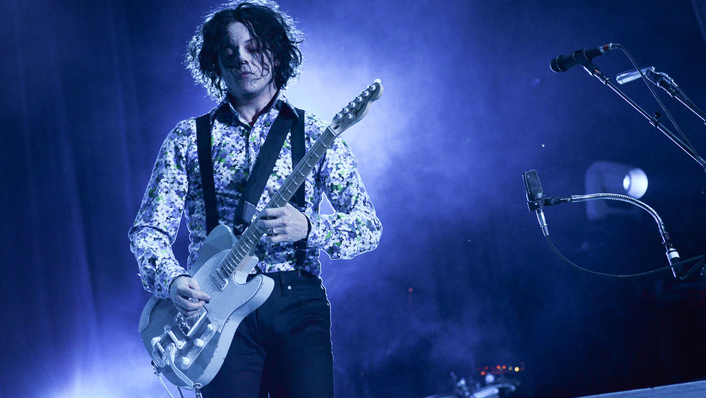 Jack White, in streaming il nuovo brano Ice Station Zebra