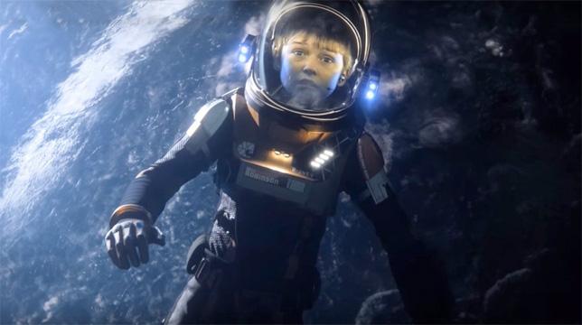 Il trailer ufficiale di Lost in Space, nuova serie Netflix