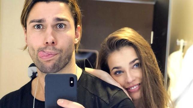 Luca Onestini e Ivana Mrazova tornano in tv insieme
