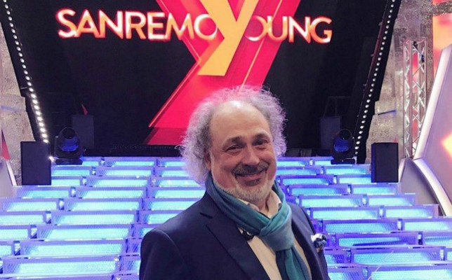 maestro Diego Basso Sanremo Young Orchestra