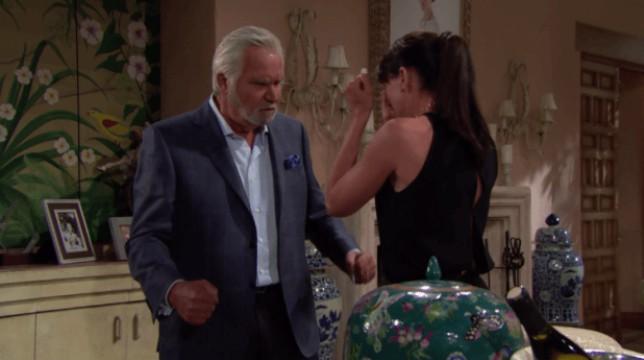 Anticipazioni Beautiful 7 aprile 2018: Eric chiede il divorzio da Quinn