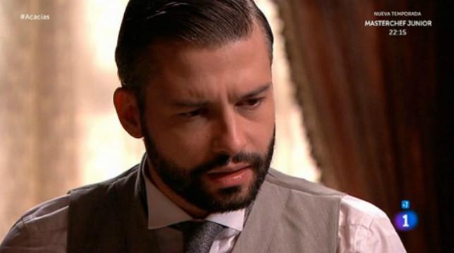 Anticipazioni Una Vita 10 aprile 2018: Felipe infuriato con Celia