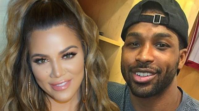 Khloé Kardashian tradita a pochi giorni dal parto da Tristan Thompson