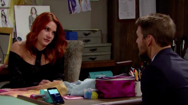 Anticipazioni Beautiful 14 aprile 2018: Sally rivela a Liam il segreto di Caroline