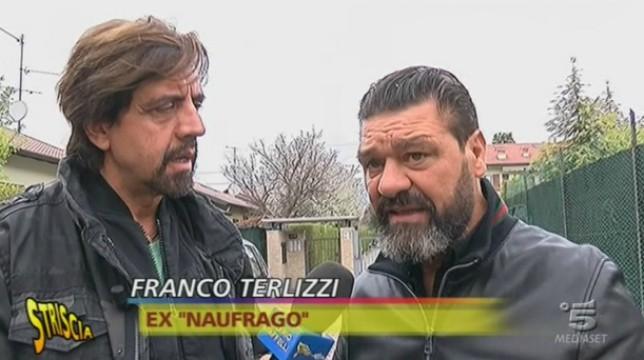 Isola dei Famosi 2018: Franco Terlizzi difende Eva Henger ai microfoni di Striscia